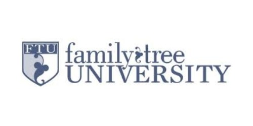 Family Tree University coupons