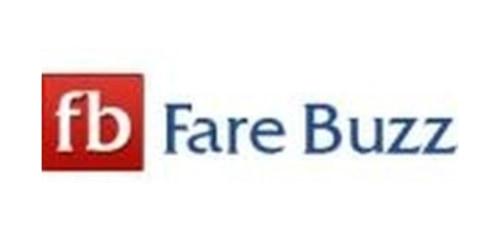 Fare Buzz coupons