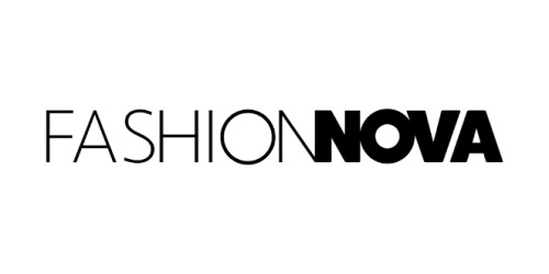 Fashion Nova coupons
