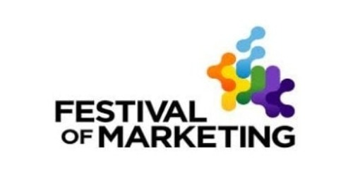 Festival of Marketing coupons