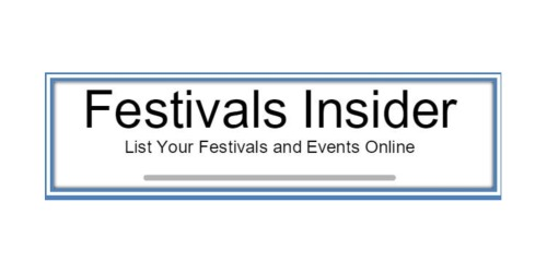 Festivals Insider coupons