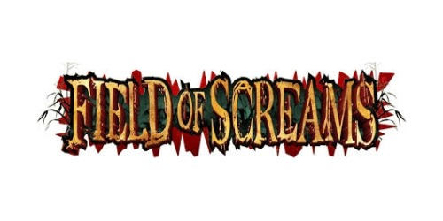 Field of Screams coupon
