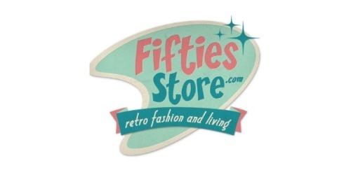 Fifties Store coupons