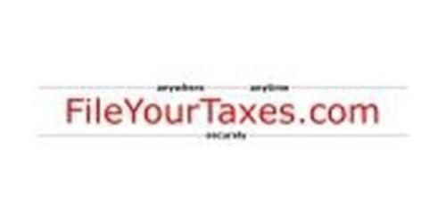 FileYourTaxes.com coupons