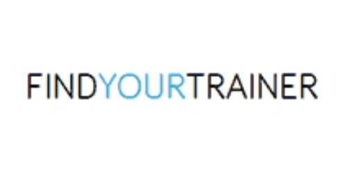 Find Your Trainer coupon