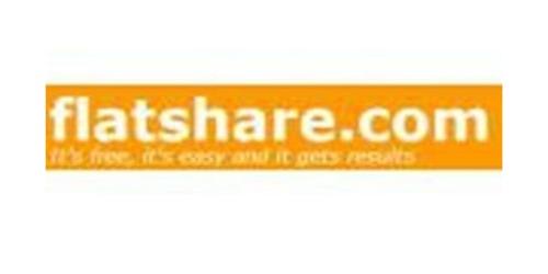 Flatshare coupons