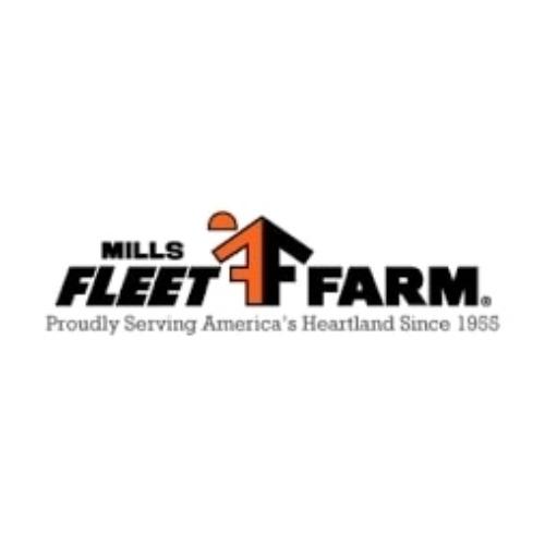 10 Off Mills Fleet Farm Coupons Promo Codes Jun 2019 >> 100 Off Fleet Farm Promo Code 12 Top Offers Aug 19 Fleetfarm Com