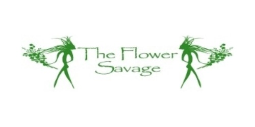 The Flower Savage coupons