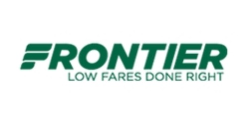 Frontier Airlines coupon
