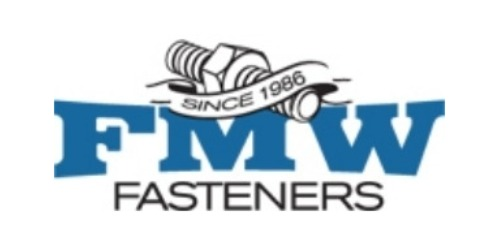 FMW Fasteners coupons