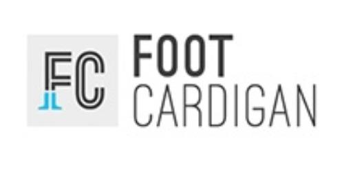 Foot Cardigan coupon