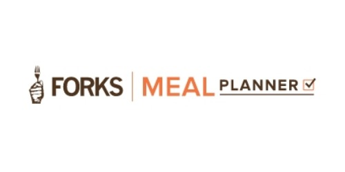 Forks Meal Planner coupons