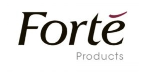 Forte Products coupons