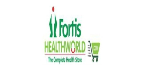 Fortis HealthWorld coupons