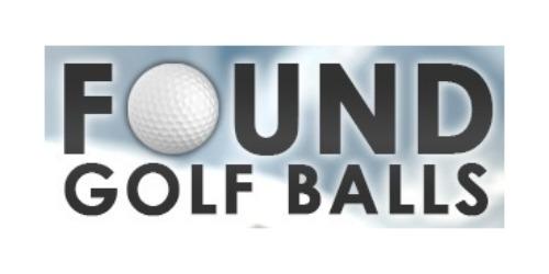 Found Golf Balls coupons