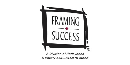 30% Off Framing Success Promo Code | "|500|250|?|e4e613fcb12b341f2b532d979063cd8a|False|UNLIKELY|0.3530867099761963