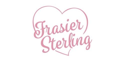 Frasier Sterling coupons