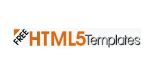 HTML5 templates coupons