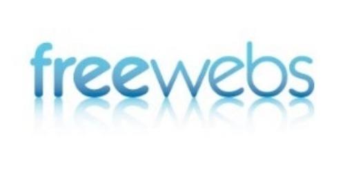 Freewebs coupons