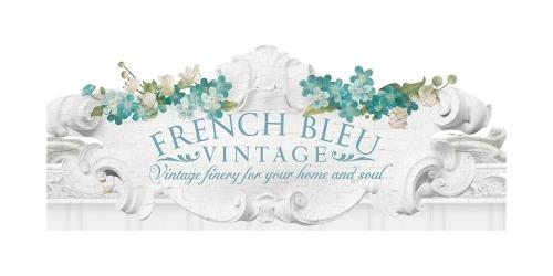 French Bleu Vintage coupons
