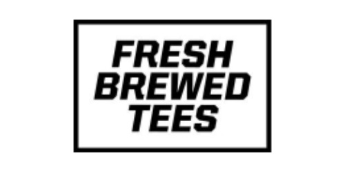 Fresh Brewed Tees coupon