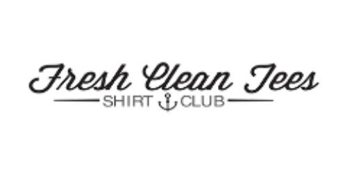 FreshCleanTees coupon