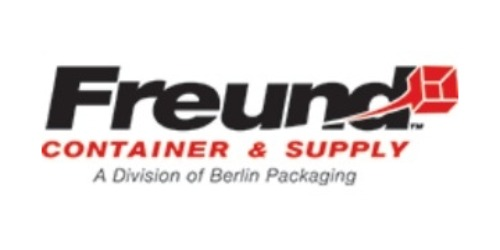 50% Off Freund Container & Supply Promo Code (+7 Top Offers) Aug 19