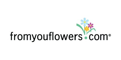 From You Flowers coupon