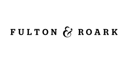 Fulton & Roark coupon