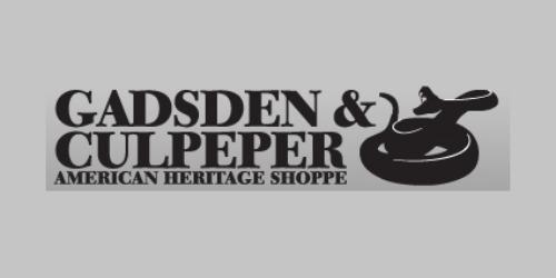 Gadsden and Culpeper coupon