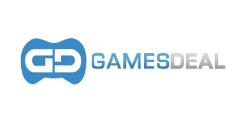 GamesDeal coupons