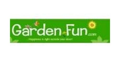 Garden Fun coupons