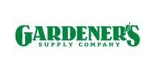 Gardener's Supply coupons