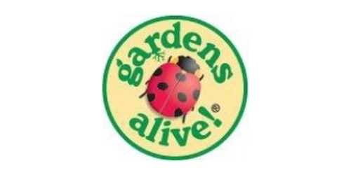 Gardens Alive! coupon