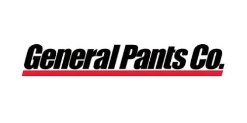 General Pants Co. coupons