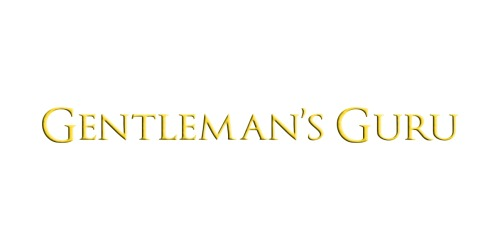 0f3da89a0 Get 10% Off on Your First Order With Email Sign Up at Gentleman's Guru  (Site-wide)