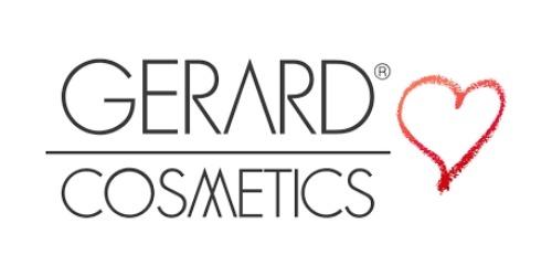 Gerard Cosmetics coupons