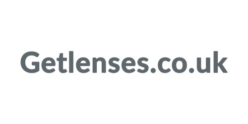 Getlenses.co.uk coupons