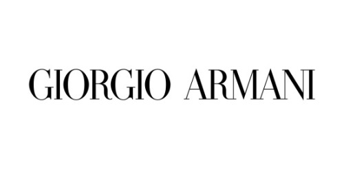 Giorgio Armani coupon