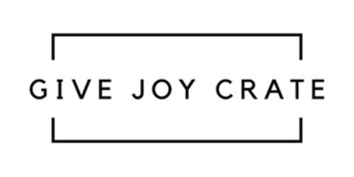 GIVE JOY Crate coupons