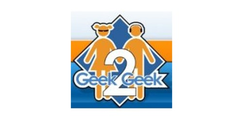 Geek2Geek coupons