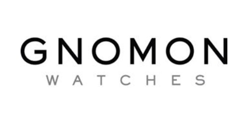 386aa9a5f1 50% Off Gnomon Watches Promo Code (+9 Top Offers) May 19 — Knoji