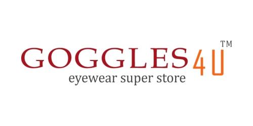 Goggles4U coupons