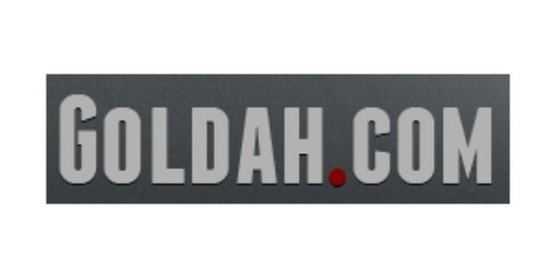 Goldah coupons