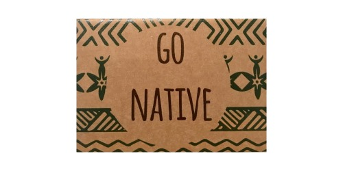 Go Native! coupons