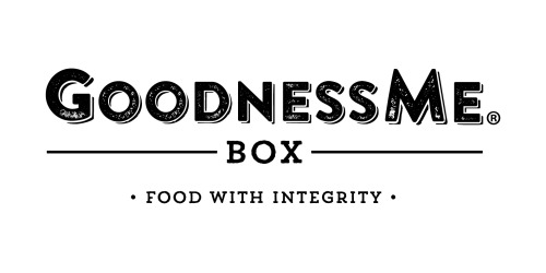 GoodnessMe Box coupons