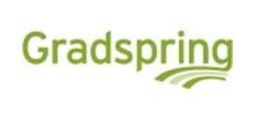 Gradspring coupons
