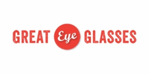 aa0d55c4313 Great Eye Glasses Coupon Stats. 9 total offers. 3 promo codes. Last updated  April 1