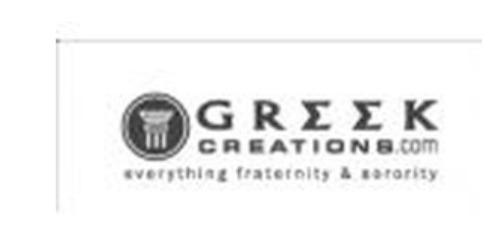 GreekCreations.com coupons