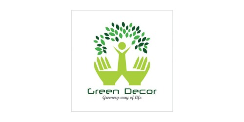 30% Off Green Decor Promo Code | Green Decor Coupon 2018